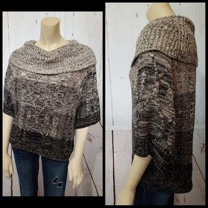 🔥WHBM Small Cowl Neck Sweater